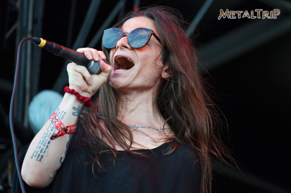 Life Of Agony - Summer Breeze Open Air 2017