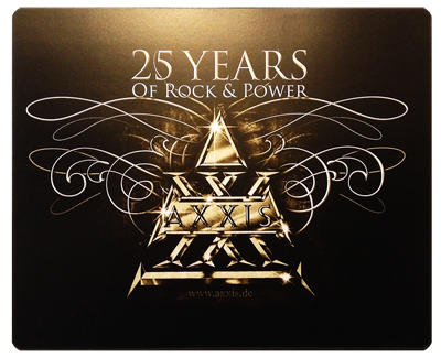 Axxis, «25 Years of Rock and Power»