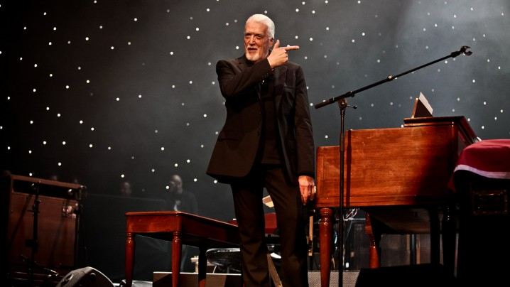 """Video del """"Concerto For Group And Orchestra"""" de Jon Lord"""