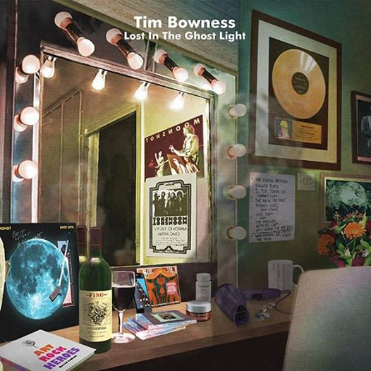 """Tim Bowness -  """"Lost In The Ghost Light"""""""