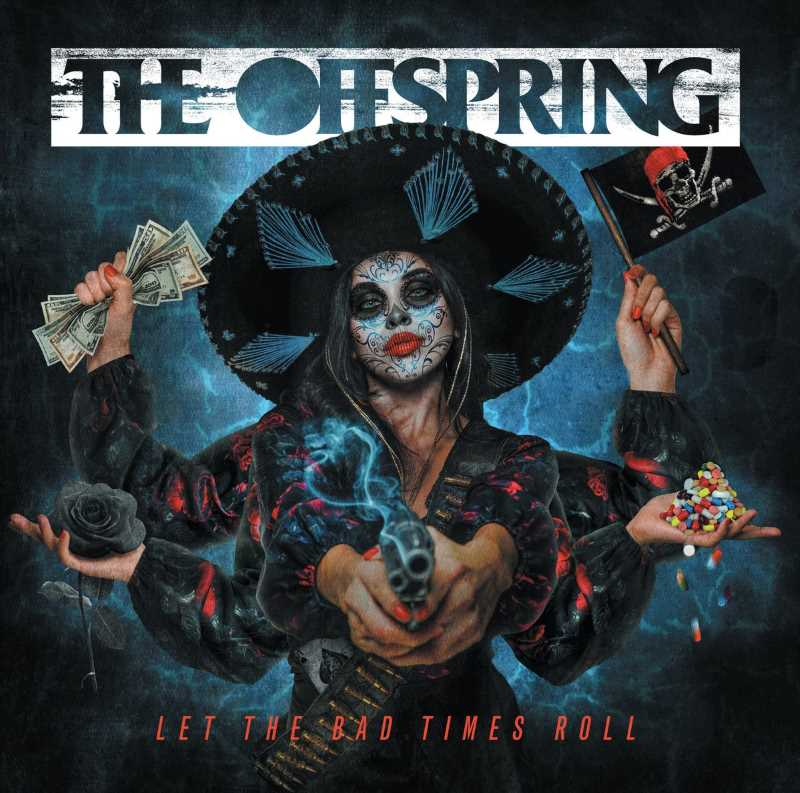 The Offspring estrena su canición «Let The Bad Times Roll»